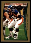 1998 Topps #121  Gary Zimmerman  Front Thumbnail