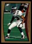 1998 Topps #159  Troy Vincent  Front Thumbnail