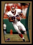 1998 Topps #146  Andre Reed  Front Thumbnail