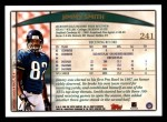1998 Topps #241  Jimmy Smith  Back Thumbnail