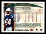 1998 Topps #307  Shawn Jefferson  Back Thumbnail