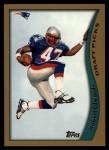 1998 Topps #336  Robert Edwards  Front Thumbnail