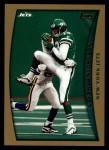 1998 Topps #229  Keyshawn Johnson  Front Thumbnail