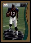 1998 Topps #342  Markus Nash  Front Thumbnail
