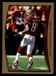 1998 Topps #282  Terrell Owens  Front Thumbnail