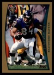 1998 Topps #207  Jermaine Lewis  Front Thumbnail