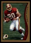 1998 Topps #349  Skip Hicks  Front Thumbnail
