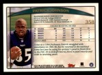 1998 Topps #358  Pat Johnson  Back Thumbnail