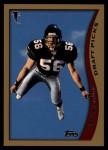 1998 Topps #335  Keith Brooking  Front Thumbnail