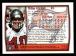 1999 Topps #174  Mike Alstott  Back Thumbnail