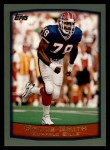 1999 Topps #127  Bruce Smith  Front Thumbnail