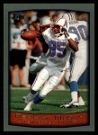 1999 Topps #21  Derrick Mason  Front Thumbnail
