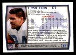 1999 Topps #57  Luther Elliss  Back Thumbnail