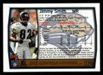 1999 Topps #170  Jimmy Smith  Back Thumbnail