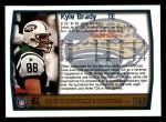 1999 Topps #165  Kyle Brady  Back Thumbnail