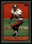 1999 Topps #136  Hardy Nickerson  Front Thumbnail