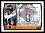 1999 Topps #103  Jeff Graham  Back Thumbnail