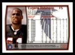 1999 Topps #151  Eugene Robinson  Back Thumbnail