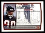 1999 Topps #76  Chuck Smith  Back Thumbnail