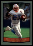 1999 Topps #175  Eddie George  Front Thumbnail