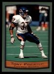 1999 Topps #163  Tony Parrish  Front Thumbnail