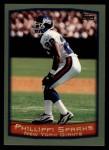1999 Topps #56  Phillippi Sparks  Front Thumbnail