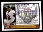 1999 Topps #66  Peter Boulware  Back Thumbnail