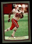 1999 Topps #124  Rob Moore  Front Thumbnail