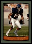 1999 Topps #49  Curtis Conway  Front Thumbnail