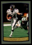 1999 Topps #106  Jermaine Lewis  Front Thumbnail
