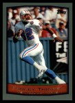 1999 Topps #32  Yancey Thigpen  Front Thumbnail