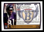1999 Topps #176  Michael Jackson  Back Thumbnail