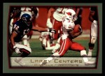 1999 Topps #74  Larry Centers  Front Thumbnail