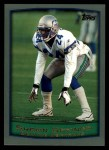 1999 Topps #302  Shawn Springs  Front Thumbnail