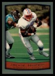 1999 Topps #308  Jackie Harris  Front Thumbnail