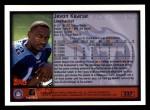 1999 Topps #337  Jevon Kearse  Back Thumbnail