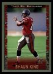 1999 Topps #350  Shaun King  Front Thumbnail