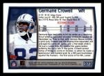 1999 Topps #273  Germane Crowell  Back Thumbnail