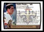 1999 Topps #251  Keith Poole  Back Thumbnail