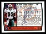 1999 Topps #215  Karim Abdul-Jabbar  Back Thumbnail