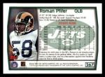 1999 Topps #267  Roman Phifer  Back Thumbnail