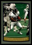 1999 Topps #287  Priest Holmes  Front Thumbnail