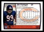 1999 Topps #282  Jim Flanigan  Back Thumbnail