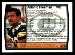 1999 Topps #275  Antonio Freeman  Back Thumbnail