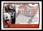 1999 Topps #268  Reidel Anthony  Back Thumbnail