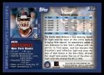2000 Topps #37  Pete Mitchell  Back Thumbnail