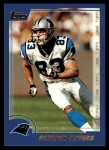 2000 Topps #17  Patrick Jeffers  Front Thumbnail