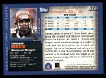 2000 Topps #77  Tremain Mack  Back Thumbnail