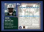 2000 Topps #98  Victor Green  Back Thumbnail