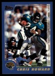 2000 Topps #147  Chris Howard  Front Thumbnail